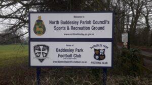 Football Sign 1