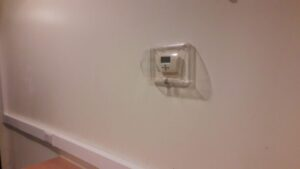 Tamperproof Guards For Thermostats